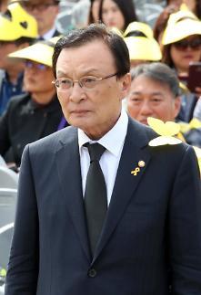 [세월호 5주기] 이해찬 한국당 의원들, 일부러 상식에 안 맞는 말