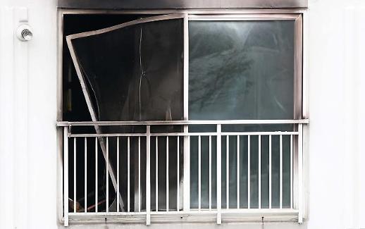 진주 아파트 방화 사망·부상자 10명, 원인은 흉기…연기 흡입자는 8명