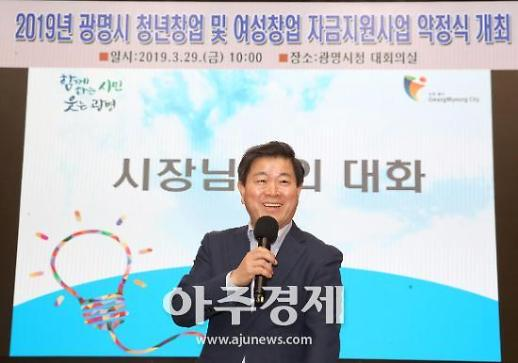 광명시 'JUMP-UP프로젝트'청년창업 성장 가속화
