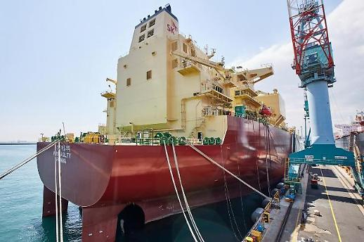 [르포]SK E&S LNG수송선으로 밸류체인 완성