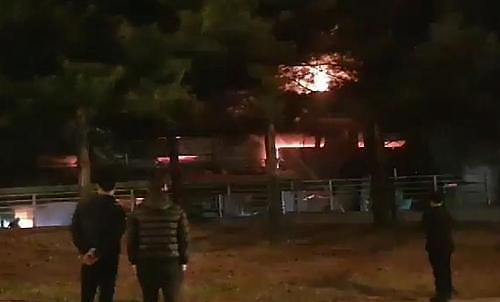 오창 화재, 건물 지하에서 발생…인명 피해는?