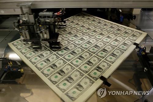 국제외환시장 폭풍전야...달러값 변동성 고조 경고등
