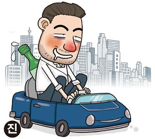 인천경찰, 사업용 차량과 이륜차 음주운전 집중단속