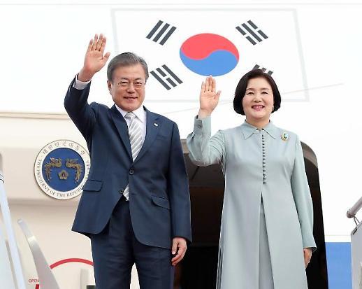 文대통령, 19일 한-우즈베크 정상회담…韓대통령 최초로 의회서 연설