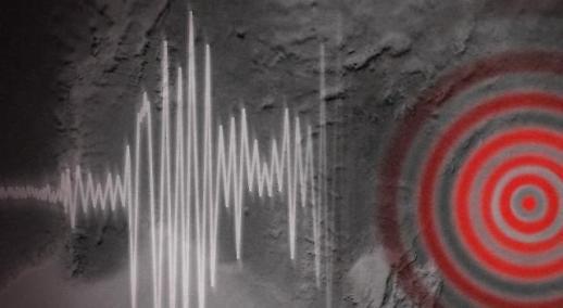 강원 동해시 북동쪽 56km 해역 규모 4.2 지진 쇼파가 흔들렸다