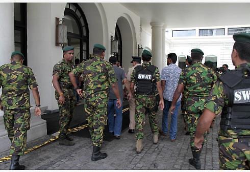 [스리랑카 테러]中, 소수민족 통제 강화 시사...종교적 극단주의자 때문