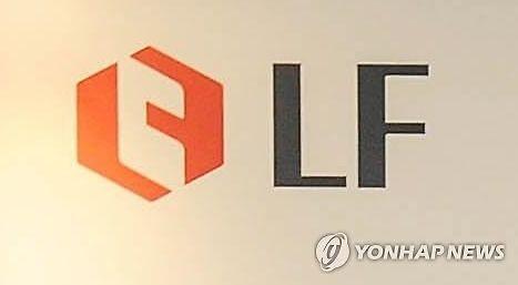 최대주주 LF의 비경상적 지원 수혜 등 시너지 반영