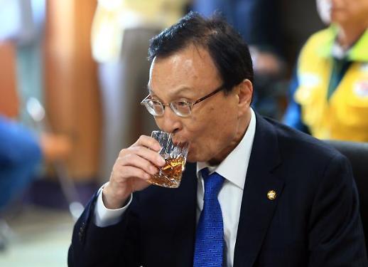 이해찬 황교안 文 김정은 대변인…다시 하면 용납 안해