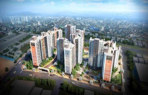 호반건설, 대구광역시 '내당내서 주택재건축정비사업' 수주