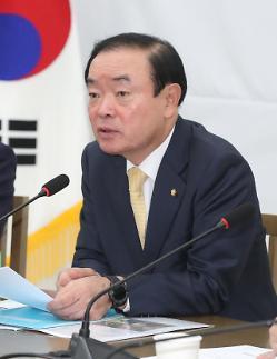 """장병완 """"선거제 패스트트랙...내일 의총서 추인될 것"""""""