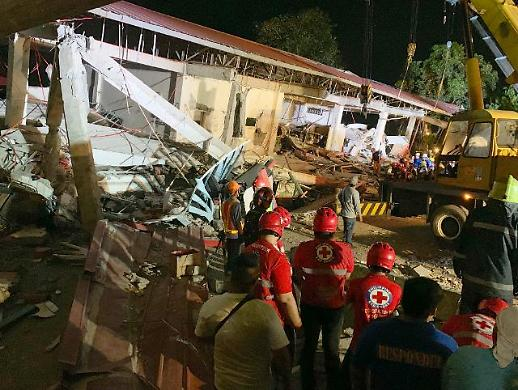 [포토] 불의 고리 필리핀 지진
