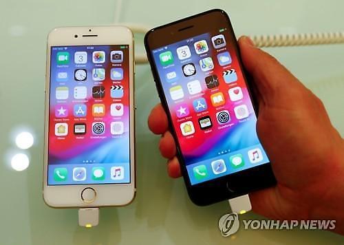애플, 5G 아이폰 내년 출시...삼성·퀄컴 모뎀칩 채택