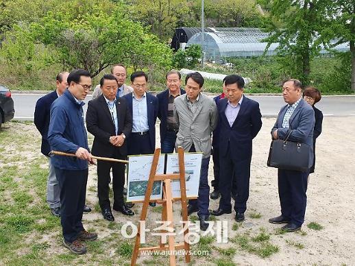 안민석 국회의원(국회 문화체육관광위원장), 포항 방문