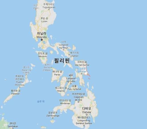 필리핀, 하루만에 6.3 강진 또