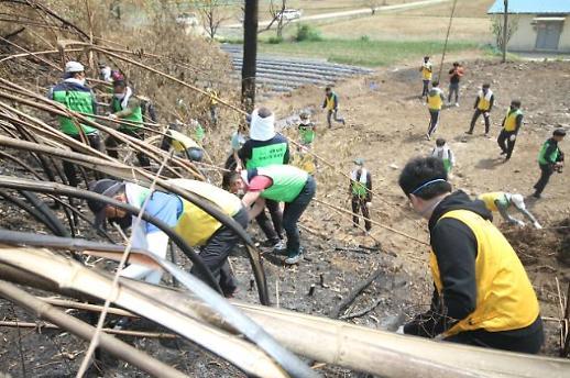 강원도개발공사, 도민의 아픔 함께 나눠…이재민 생활안전·피해복구 지원