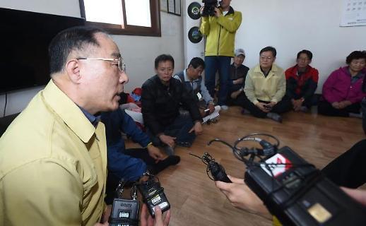 [미세먼지·민생 추경] 저소득층 234만명에게 마스크 보급·산불 대응 시스템 940억원 투입