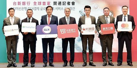 하나금융그룹, 국내 최초 전자지급수단 해외결제서비스 개시