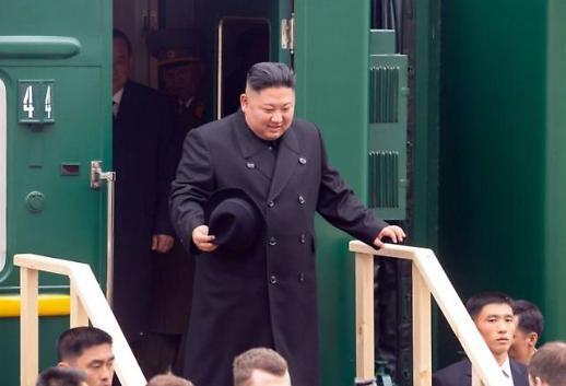 [북러정상회담] 김정은 전용열차, 곧 블라디 도착…막오른 비핵화 우군 찾기