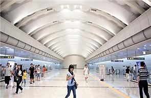 사람 중심으로 바뀌는 서울시 도시철도 정거장...2020년 2월 준공