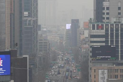 고층빌딩숲 종로·강남 초미세먼지 농도 낮은 이유는?