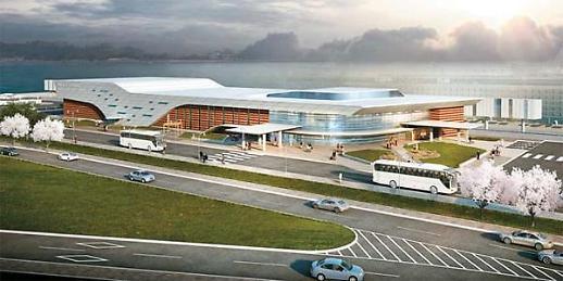 국내 최대규모의 인천크루즈 전용 터미널,  26일 개장