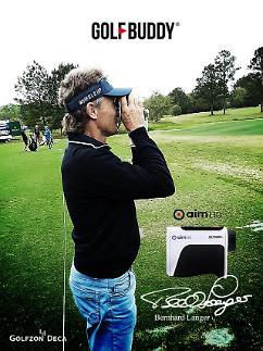 [골프+] 골프존데카 '골프버디', LPGA 2부 투어 공식 골프거리측정기 선정