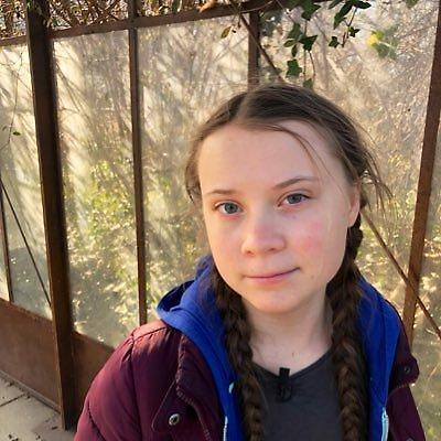 기후변화 수퍼스타 16살 소녀 그레타 툰베리