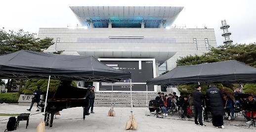 [4·27 남북정상회담 1주년] 北 블참 속 南판문점서 평화 퍼포먼스 열린다