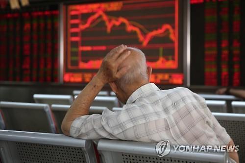 나홀로 하락한 중국증시...5월엔 훈풍오나