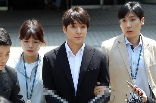 집단 성폭행 의혹 최종훈 구속 곧 결정...혐의 인정되면 최소 징역 5년