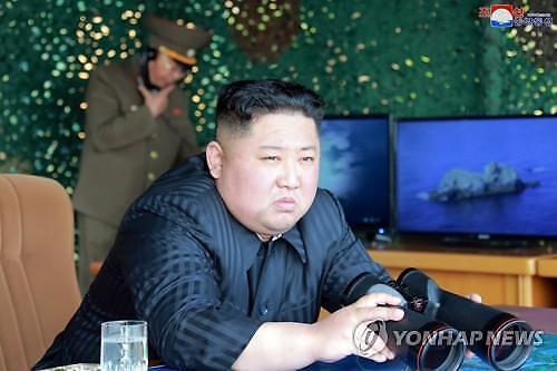 北 장거리 타격수단 화력훈련계획…김정은 개시명령