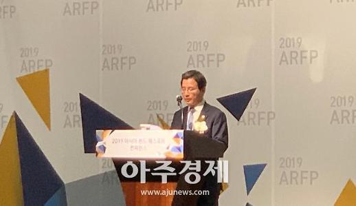 김용범 금융위 부위원장 디폴트 옵션·기금형 퇴직연금 제도 도입 검토