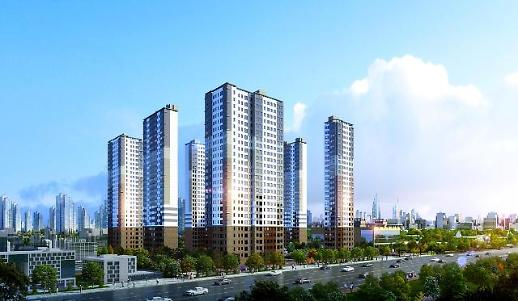 반도건설, 1400억원 규모 오창각리 지역주택조합 주상복합 수주