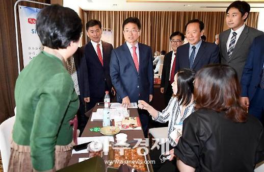 경북도 중국무역사절단, 2500만 달러 계약 및 수출상담 성과 거둬