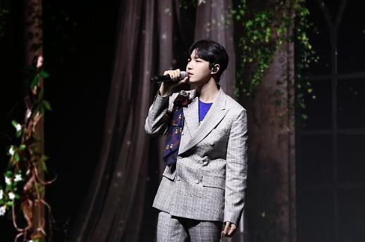 워너원 출신 김재환 솔로 데뷔, 창법에도 변화 생겨…감성 중요해