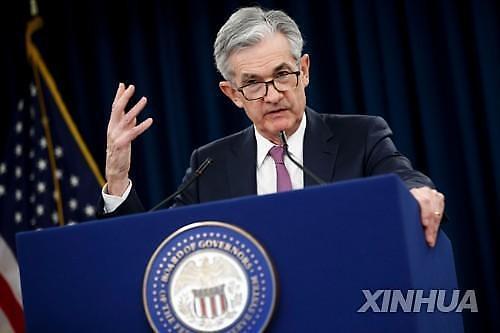 파월, 기업부채 많지만 금융시스템 위협할 수준 아냐