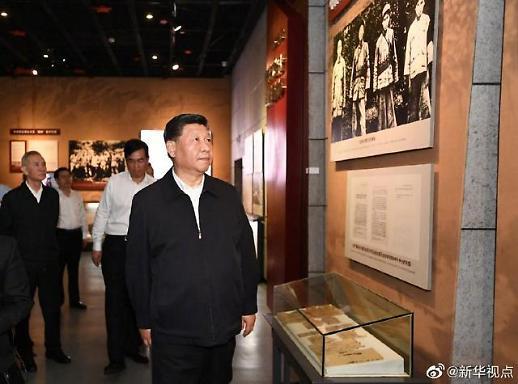 시진핑, 항전 의지 굳혔나…中 전방위 반미 여론전