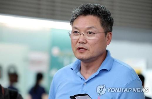 남북단일팀 이끈 이문규 감독, 여자농구 국가대표 사령탑 선임