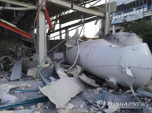 강릉 과학단지 수소탱크 폭발로 사상자 6명 발생