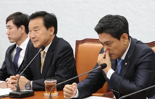 """손학규 """"퇴진 전제로 한 혁신위 구성할 생각 없다"""""""