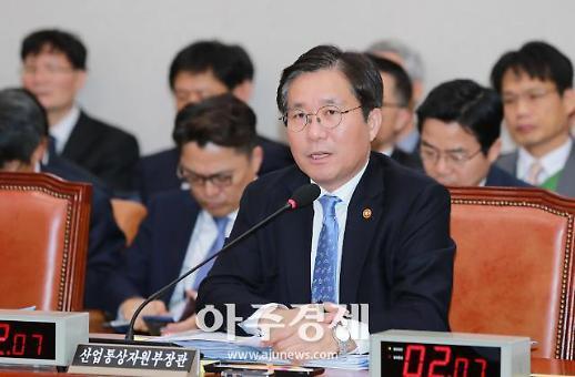 성윤모 산업부 장관, 中 장쑤성 서기 만나 산업·무역·투자 협력 방안 논의