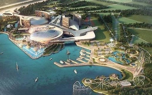 인천시 중구 영종도 '인스파이어 카지노 복합리조트' 1단계 건설공사 6월중 착공 예정