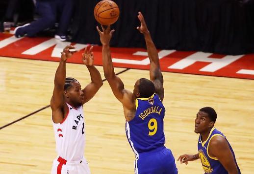 NBA 파이널 토론토 vs 골든스테이트 중계 어디서? SPOTV·네이버 생중계