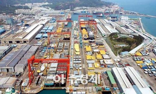 현대중공업, 대우조선해양 합병 첫 단추 꼈다