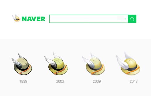 네이버 상징 '날개 달린 모자' 만든 금손은 누구?