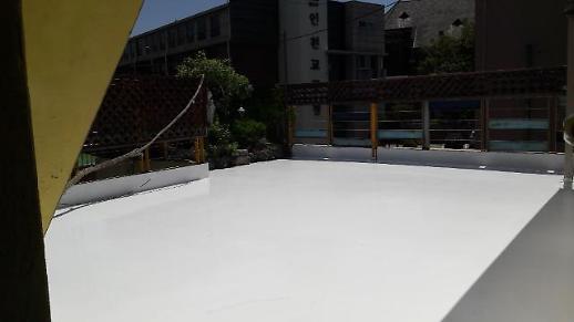 인천도시공사, '폭염대비 지원사업'시공 완료