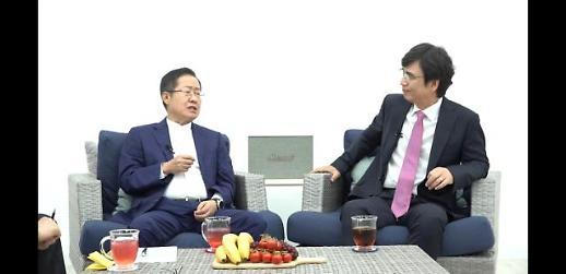 유시민·홍준표 보수진보 논쟁...이승만·박정희 공과 있어