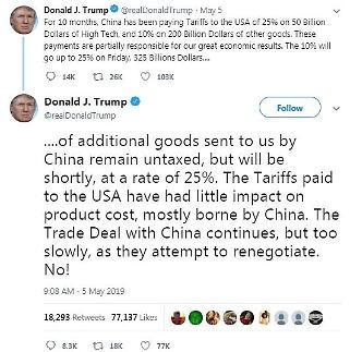 드러켄밀러 트럼프 대중 공세에 다 팔고 美국채 매입