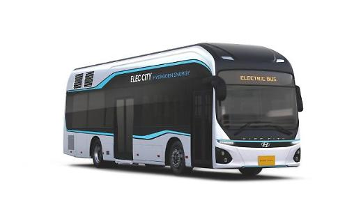 수소전기버스 양산 본격화… 매년 300대 이상 공급한다