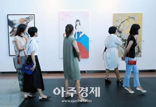 경주엑스포서 포항예고 학생들 미술전 개최...6월 11~30일까지